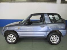 1996 Toyota Rav 4 Rav4 200 3dr Western Cape Parow