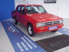 1996 Toyota Hilux 2.8 D Raider Pu Dc  Western Cape Cape Town