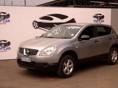 2008 Nissan Qashqai 1.6 Acenta  Gauteng Boksburg