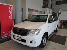 2015 Toyota Hilux 2.0 Vvt-i Pu Sc  Kwazulu Natal Durban