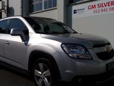 2013 Chevrolet Orlando 1.8ls  Gauteng Silverton