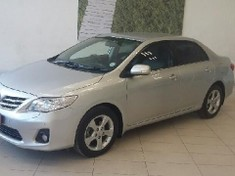 2013 Toyota Corolla 2.0 Exclusive At Vsc  Western Cape Cape Town