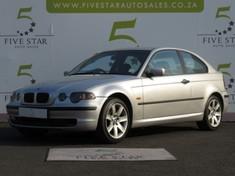 2004 BMW 3 Series 318ti e46 Gauteng Johannesburg