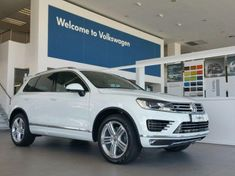 2017 Volkswagen Touareg GP 4.2 V8 TDI EXEC TIP Eastern Cape Jeffreys Bay
