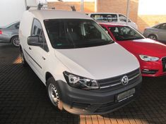 2016 Volkswagen Caddy 1.6i 81KW FC PV Gauteng Pretoria