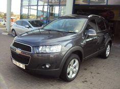 2012 Chevrolet Captiva 2.4 Lt A/t  Gauteng