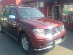 2006 Nissan Navara 2.5 Dci Se Pu Dc Gauteng Johannesburg