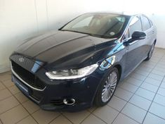 2016 Ford Fusion 2.0 TDCi Titanium Powershift Gauteng Pretoria