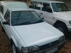 1998 Mazda Drifter Rustler 130 Pu Sc Gauteng Pretoria
