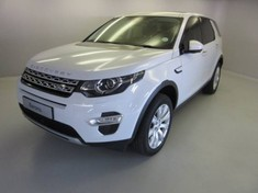 2016 Land Rover Discovery Sport 2.2 SD4 HSE LUX Western Cape Tokai