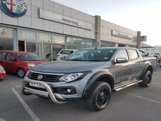 2016 Fiat Fullback 2.5 Di-D 4X4 131KW Double Cab Bakkie Western Cape Strand