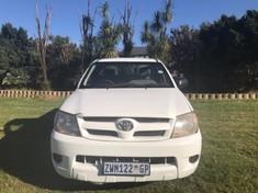 2008 Toyota Hilux 2.5 D-4d S Pu Sc Gauteng Nigel