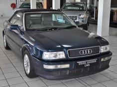 1998 Audi A6 2.6 Manual Cabriolet Western Cape Cape Town