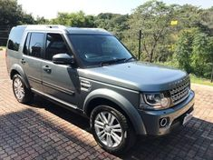 2016 Land Rover Discovery DISCOVERY 4 3.0 V6 S/C HSE Mpumalanga