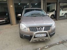 2010 Nissan Qashqai 1.6 Qashqai Visia Gauteng Johannesburg