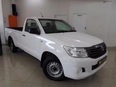 2013 Toyota Hilux 2.0 Vvt-i Pu Sc  Kwazulu Natal Durban