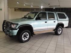 1999 Toyota Hilux 2700i 4x4 DC Clean Bakkie Gauteng Edenvale