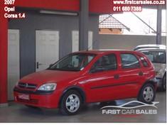 2007 Opel Corsa 1.4i Club Gauteng Johannesburg