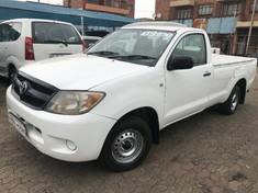 2008 Toyota Hilux 2.0 Vvti S Pu Sc Gauteng Roodepoort