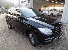 2014 Mercedes-Benz M-Class Ml 250 Bluetec  Gauteng Pretoria