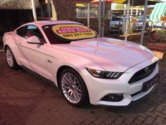 2017 Ford Mustang 5.0 GT Auto Gauteng Vaal Marina