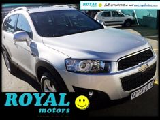 2013 Chevrolet Captiva 2.4 LT AWD Gauteng Krugersdorp