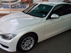 2013 BMW 3 Series 316i Auto Gauteng Johannesburg