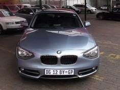 2012 BMW 1 Series 118i Sport Line 5dr f20  Gauteng Sandton