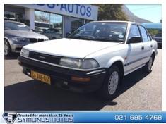 1988 Toyota Corolla 160i Gl At Western Cape Mowbray