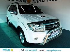 2011 Toyota Fortuner 3.0 D4D RB Gauteng Krugersdorp