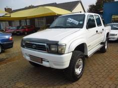 2000 Toyota Hilux 2700i Raider 4x4 Pu Dc  Gauteng Boksburg
