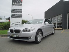 2013 BMW 5 Series 520i At f10  Eastern Cape Nahoon