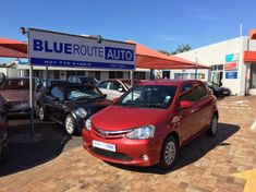2014 Toyota Etios 1.5 Xs 5dr Western Cape Cape Town