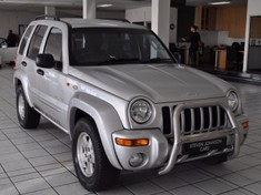 2004 Jeep Cherokee 3.7 Renegade At Western Cape Cape Town