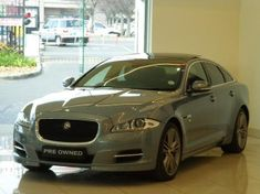 2014 Jaguar XJ 5.0 V8 Sc Supersport Lwb  Gauteng Bedfordview