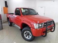 2001 Toyota Hilux 2700i Raider Rb Pu Sc  Kwazulu Natal Durban