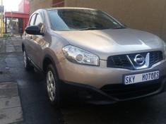 2010 Nissan Qashqai 1.6T Acenta Gauteng Johannesburg