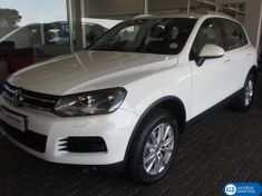 2011 Volkswagen Touareg 3.0 V6 Tdi Tip Blu Mot 180kw  Gauteng Sandton