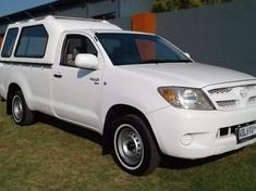2006 Toyota Hilux 2.0 Vvt-i Pu Sc Gauteng Pretoria
