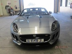 2013 Jaguar F-TYPE S 3.0 V6 Gauteng Four Ways