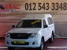 2013 Toyota Hilux 2.0 Vvti S Pu Sc Gauteng Pretoria