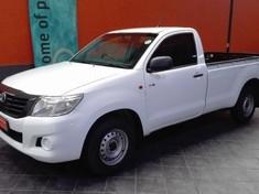 2014 Toyota Hilux 2.5 D-4d Pu Sc Kwazulu Natal Durban