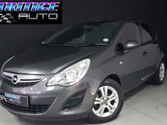 2012 Opel Corsa 1.4 Essentia 5dr  Free State Bloemfontein