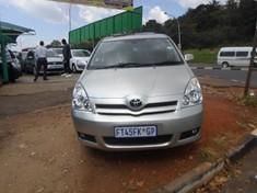 2007 Toyota Verso 1.8 TX Gauteng Johannesburg