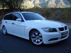 2006 BMW 3 Series 320i Touring Exclusive At e91 Western Cape Cape Town