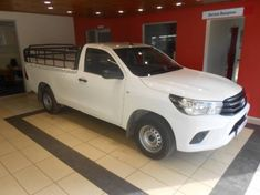2017 Toyota Hilux 2.0 VVTi AC Single Cab Bakkie Northern Cape Postmasburg