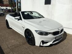 2015 BMW M4 Convertible M-DCT Gauteng Germiston