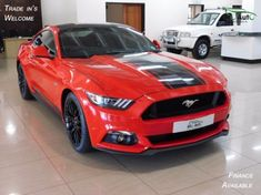 2016 Ford Mustang 5.0 GT Auto Mpumalanga Nelspruit