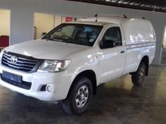 2014 Toyota Hilux 2.5 D-4d Srx Rb Pu Sc  Gauteng Benoni