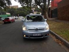 2006 Toyota Verso 1.6 Sx  Gauteng Johannesburg